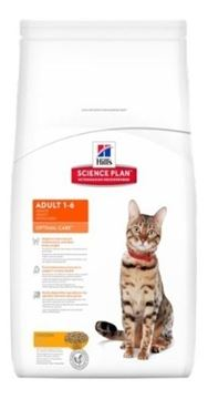 Imagen de Hill´s Gato Adulto Optimal Care 7,3Kg