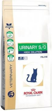 Imagen de ROYAL CANIN FELINE URINARY SO HIGH DILUTION 1.5KG.