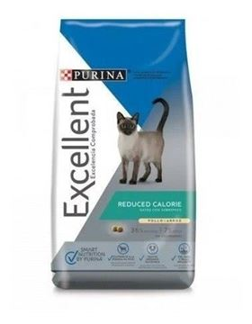 Imagen de EXCELLENT CAT REDUCED CALORIE 1KG